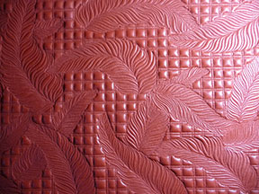Quilter Extraordinaire Cathy Wiggins to Lecture & Exhibit at M-AQF ... : leather quilting - Adamdwight.com