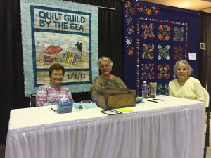 Quilt Guild by the Sea