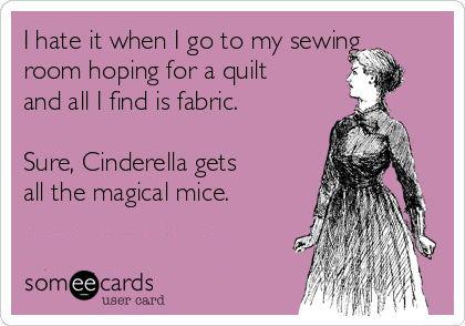 CinderellaQuilter