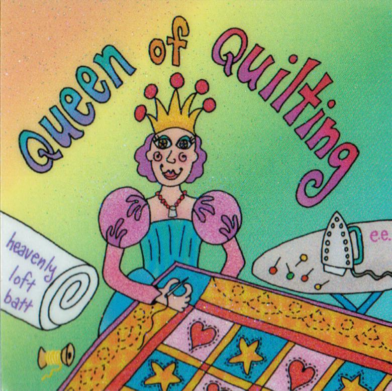 Queen of Quilting