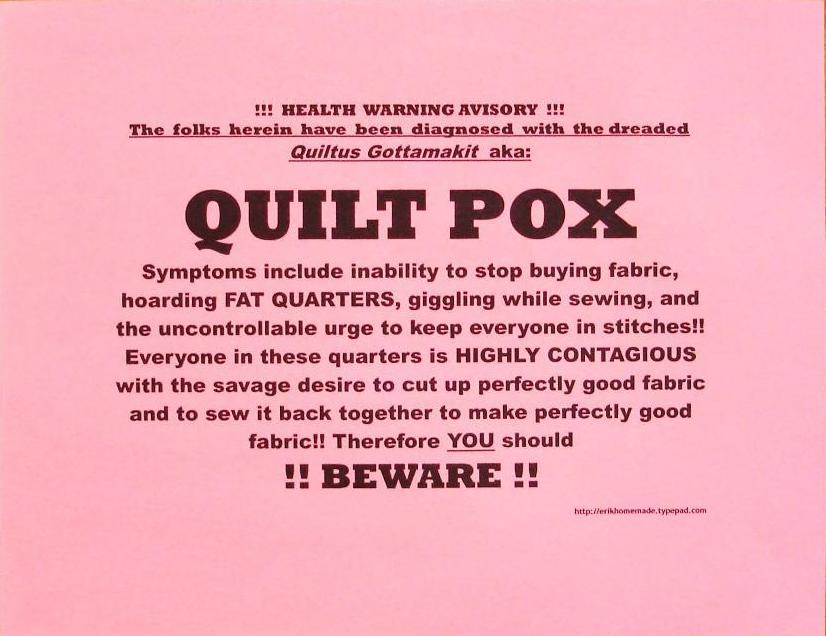 QuiltPox