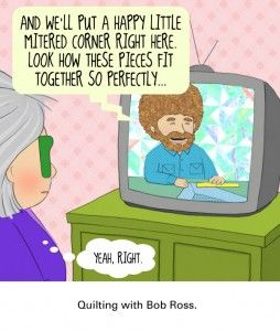 QuiltingwithBobRoss