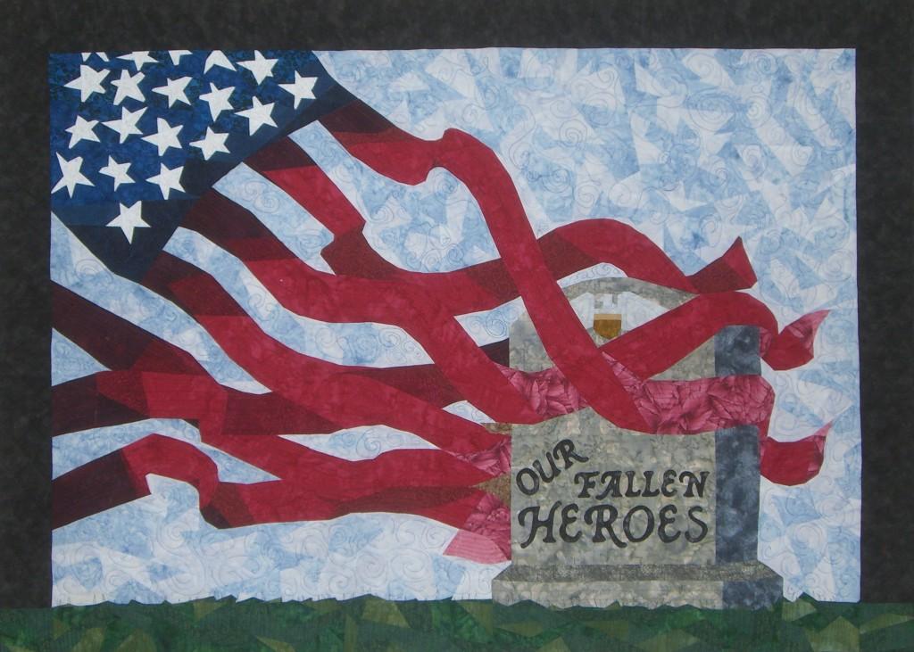 Fallen Heroes - Valerie Beuth