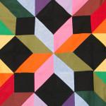 Quilt (detail) by L.R. - VA Juvenile Justice