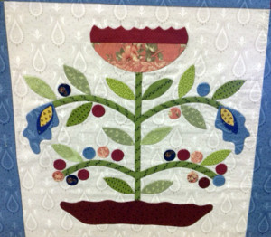 Joyce Fischer Invisible Machine Applique, WS #016 Friday, August 17 9 AM – 12 PM