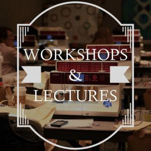 WorkshopsLectures