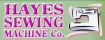 Hayes Sewing Machine Company Logo Cropped